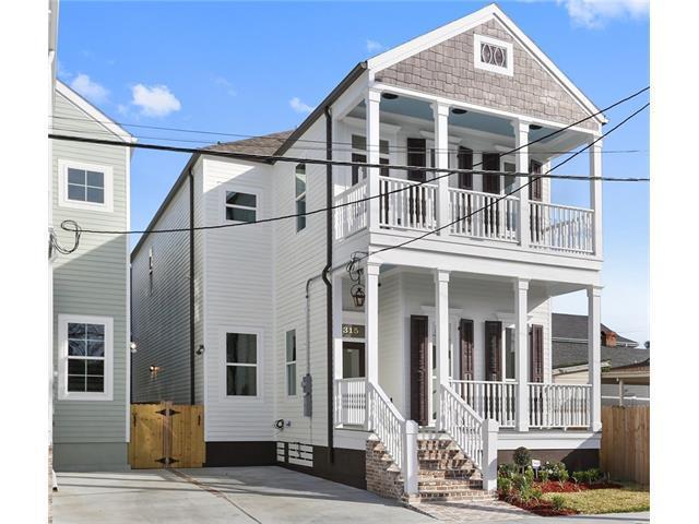 4315 Freret Street, New Orleans, LA 70115 (MLS #2119696) :: Crescent City Living LLC