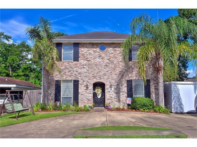 176 Woodlawn Avenue, Harahan, LA 70123 (MLS #2119813) :: Turner Real Estate Group