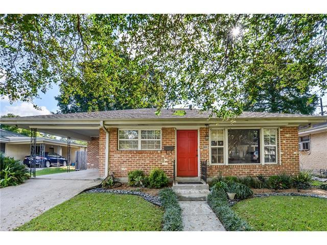 1505 Francis Avenue, Metairie, LA 70003 (MLS #2119903) :: Crescent City Living LLC