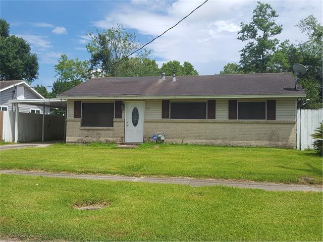 337 Helis Drive, Westwego, LA 70094 (MLS #2119937) :: Crescent City Living LLC