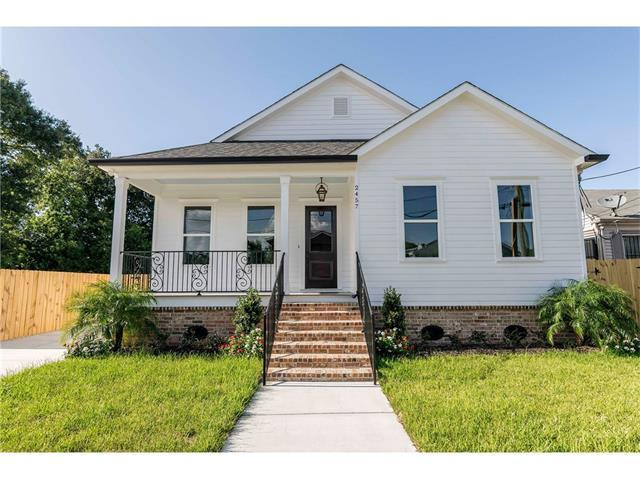 2457 Athis Street, New Orleans, LA 70122 (MLS #2119940) :: Turner Real Estate Group