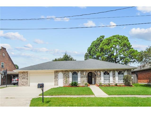 4812 Perry Drive, Metairie, LA 70006 (MLS #2119992) :: Turner Real Estate Group