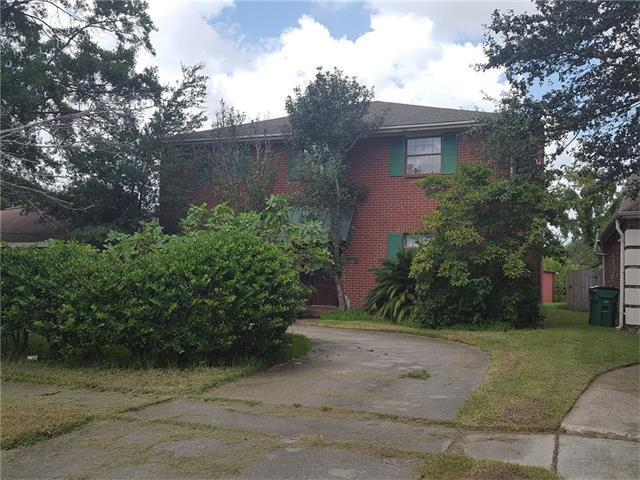 3820 Simone Garden Street, Metairie, LA 70002 (MLS #2119994) :: Crescent City Living LLC