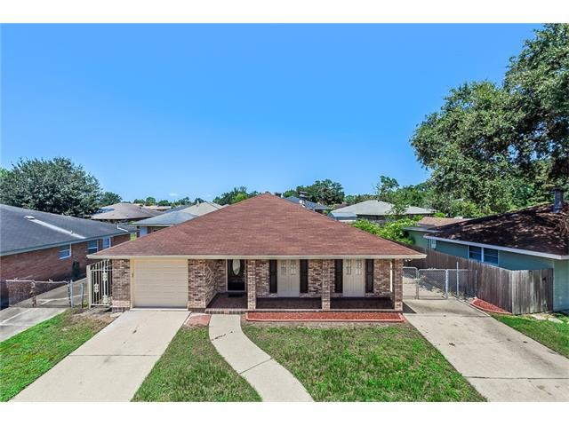 6531 Coventry Street, New Orleans, LA 70126 (MLS #2120323) :: The Robin Group of Keller Williams