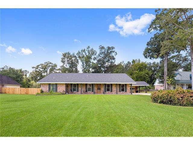 115 Oakland Court, Garyville, LA 70051 (MLS #2120517) :: Turner Real Estate Group