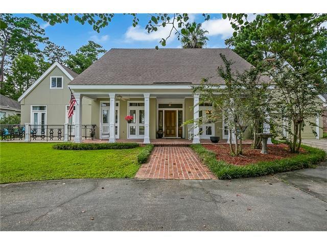 113 Longwood Drive, Mandeville, LA 70471 (MLS #2120903) :: Turner Real Estate Group
