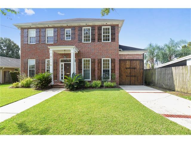 2116 Colapissa Street, Metairie, LA 70001 (MLS #2120928) :: Turner Real Estate Group