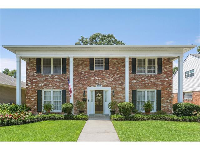 3700 Cleveland Place, Metairie, LA 70003 (MLS #2121526) :: Turner Real Estate Group
