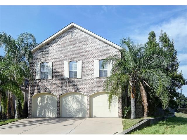 322 Edinburgh Street, Metairie, LA 70001 (MLS #2122014) :: Turner Real Estate Group