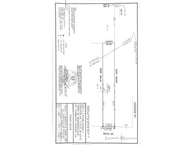 1122 Main Street, Madisonville, LA 70447 (MLS #2122020) :: Turner Real Estate Group