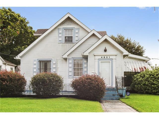 4601 Mandeville Street, New Orleans, LA 70122 (MLS #2122107) :: Parkway Realty