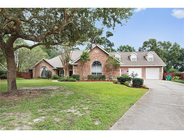 101 Wycliff Court, Slidell, LA 70461 (MLS #2122454) :: Turner Real Estate Group