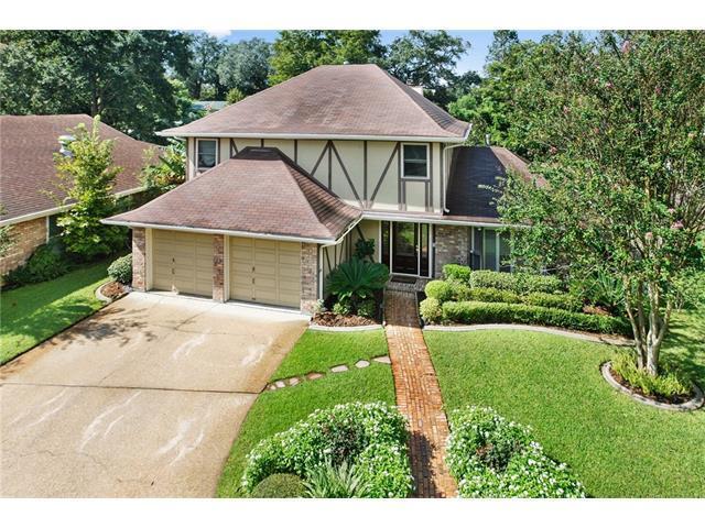 9512 Alhambra Court, River Ridge, LA 70123 (MLS #2122577) :: Turner Real Estate Group