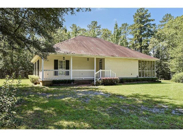 81025 Rainey Road, Folsom, LA 70437 (MLS #2122621) :: Turner Real Estate Group