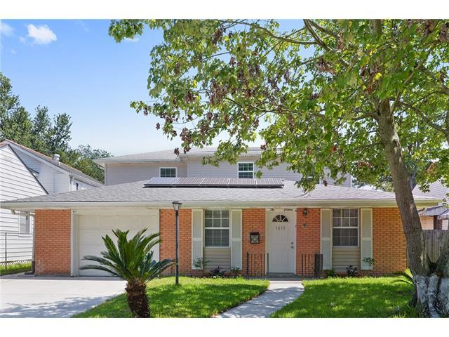 1015 Roselawn Street, Metairie, LA 70001 (MLS #2122679) :: Turner Real Estate Group