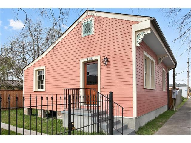 5118 N Rampart Street, New Orleans, LA 70117 (MLS #2123109) :: Crescent City Living LLC