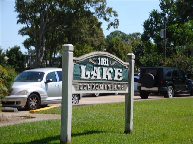 1161 Lake Avenue #123, Metairie, LA 70005 (MLS #2123157) :: Turner Real Estate Group