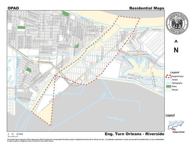 1660601-45 Van Buren Street, New Orleans, LA 70131 (MLS #2123409) :: Turner Real Estate Group