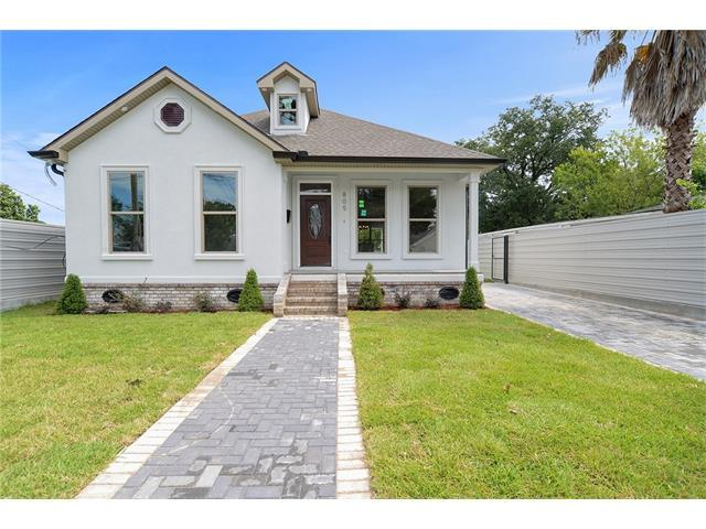 805 Linden Street, Metairie, LA 70003 (MLS #2123497) :: Turner Real Estate Group