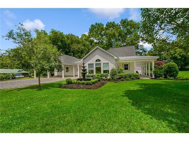 12495 Livaudais Road, Folsom, LA 70437 (MLS #2123671) :: Turner Real Estate Group