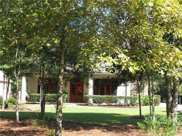 1645 Old Mandeville Lane, Mandeville, LA 70448 (MLS #2123672) :: Amanda Miller Realty