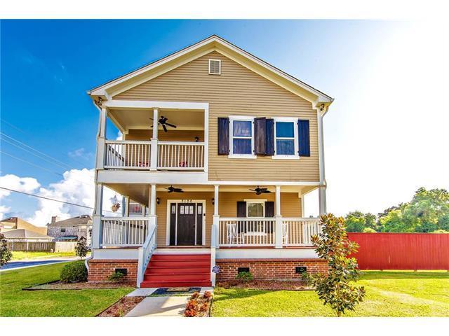 3100 Behrman Highway, New Orleans, LA 70114 (MLS #2123759) :: Crescent City Living LLC