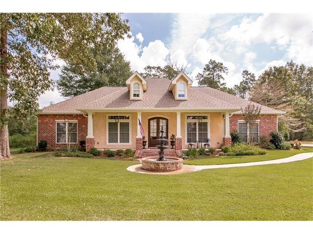 42518 Cloverleaf Lane, Hammond, LA 70403 (MLS #2124224) :: Turner Real Estate Group