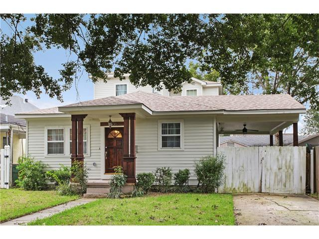 536 Metairie Lawn Drive, Metairie, LA 70001 (MLS #2124388) :: Turner Real Estate Group