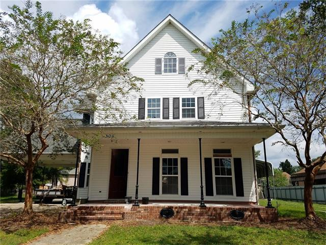 208 Oak Drive, Braithwaite, LA 70040 (MLS #2124389) :: Turner Real Estate Group