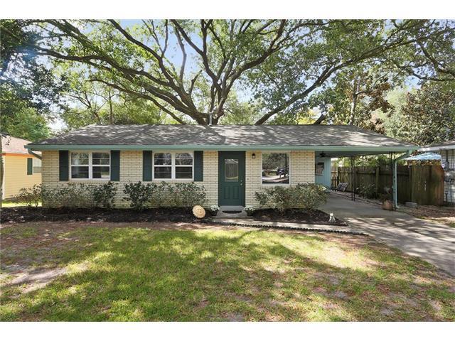 301 Olive Drive, Slidell, LA 70458 (MLS #2124453) :: Turner Real Estate Group