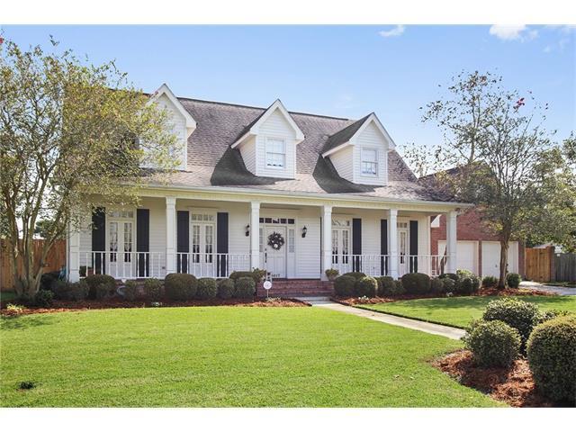 3617 Lake Catherine Drive, Harvey, LA 70058 (MLS #2124643) :: Turner Real Estate Group