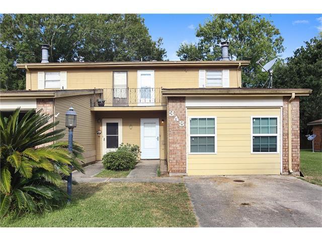 348 Woodland Drive, Boutte, LA 70039 (MLS #2124935) :: Turner Real Estate Group