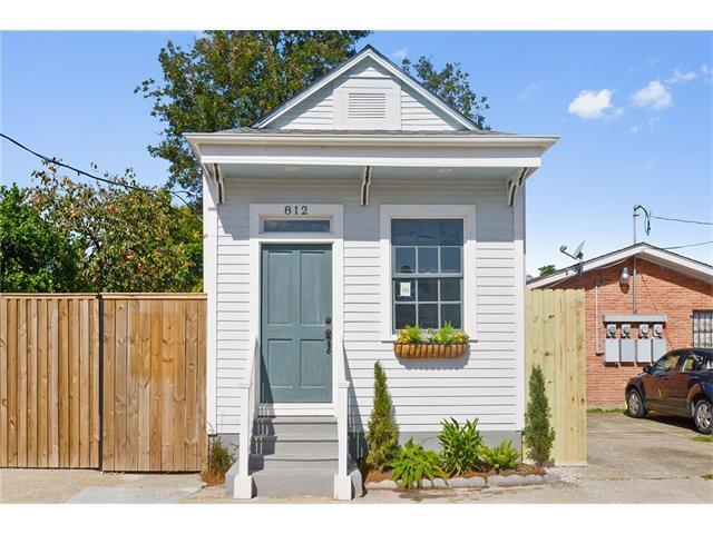 812 Delery Street, New Orleans, LA 70117 (MLS #2124984) :: Crescent City Living LLC