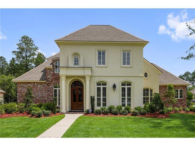 261 Natchez Trace Drive, Covington, LA 70433 (MLS #2125097) :: Turner Real Estate Group