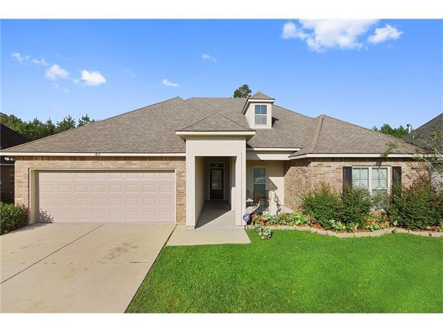 613 Woodburne Loop, Covington, LA 70433 (MLS #2125221) :: Turner Real Estate Group