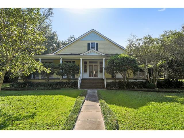 71384 Riverside Drive, Covington, LA 70433 (MLS #2125261) :: Turner Real Estate Group