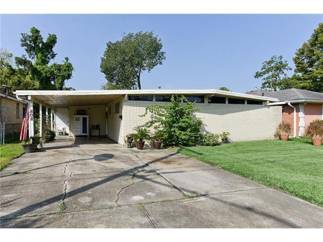 808 Transcontinental Drive, Metairie, LA 70001 (MLS #2125569) :: Turner Real Estate Group