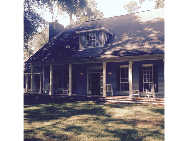 79121 Fitzgerald Church Road, Covington, LA 70435 (MLS #2125577) :: Turner Real Estate Group