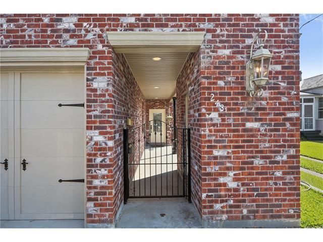 243 Focis Street, Metairie, LA 70005 (MLS #2125796) :: Turner Real Estate Group