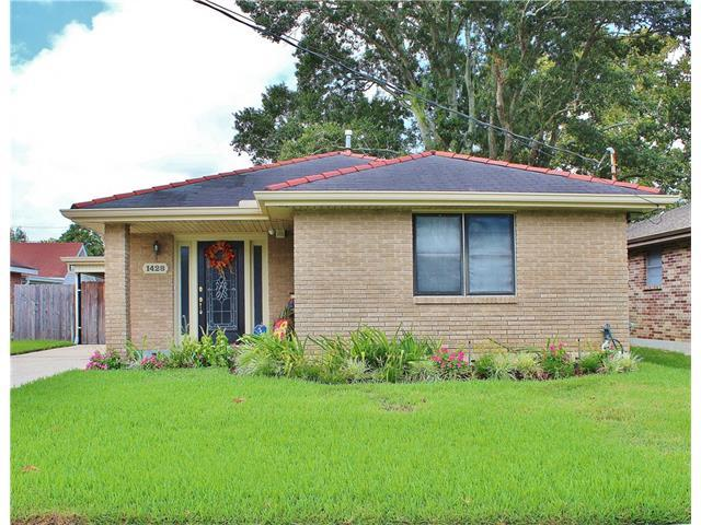 1428 N Sibley Street, Metairie, LA 70003 (MLS #2125901) :: Turner Real Estate Group