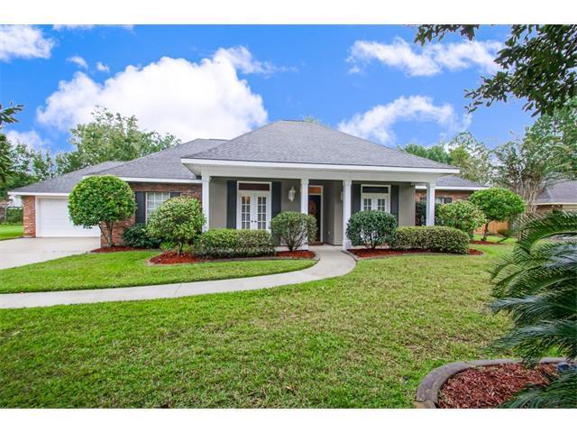 100 Windsor Drive, Slidell, LA 70461 (MLS #2125930) :: Turner Real Estate Group
