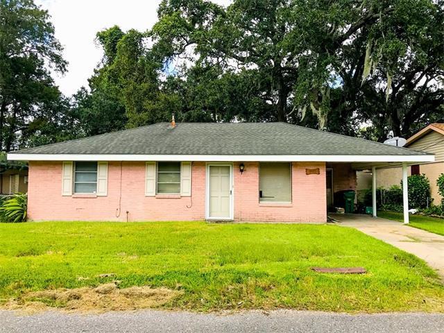 2521 Cardinal Drive, Marrero, LA 70072 (MLS #2126069) :: Turner Real Estate Group