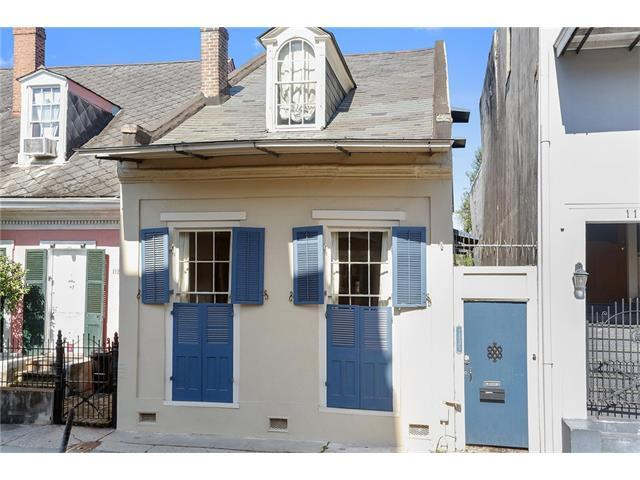 1129 Burgundy Street, New Orleans, LA 70116 (MLS #2126077) :: Crescent City Living LLC