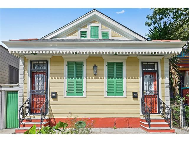 4105 St Claude Avenue, New Orleans, LA 70117 (MLS #2127167) :: Turner Real Estate Group