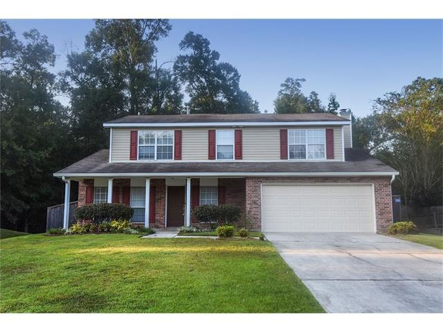 172 E Emerald Creek Drive, Abita Springs, LA 70420 (MLS #2127219) :: Turner Real Estate Group
