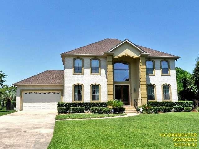 160 Oakmont Drive, New Orleans, LA 70128 (MLS #2127265) :: Turner Real Estate Group