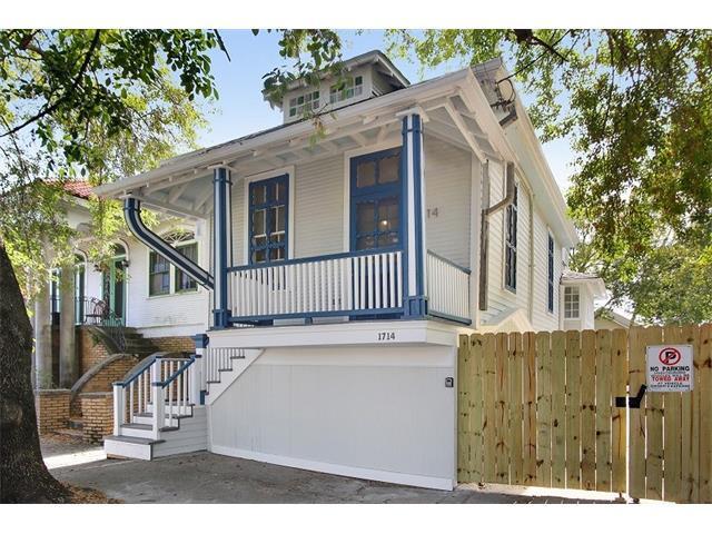 1714 N Broad Street, New Orleans, LA 70119 (MLS #2127324) :: Crescent City Living LLC
