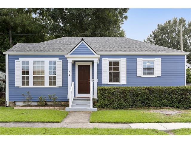 30 Joyce Avenue, Jefferson, LA 70121 (MLS #2127449) :: Crescent City Living LLC