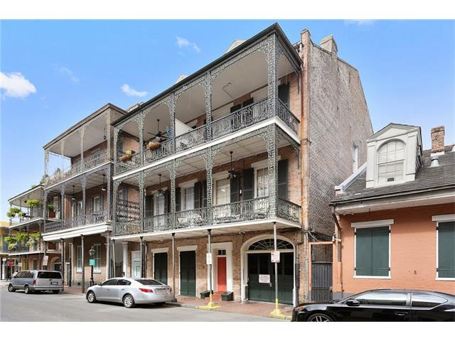 831 St Louis Street B, New Orleans, LA 70112 (MLS #2127529) :: Crescent City Living LLC
