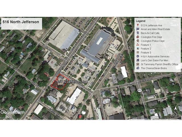 516 N Jefferson Avenue, Covington, LA 70433 (MLS #2127655) :: Turner Real Estate Group